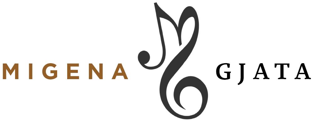 Logo Migena Gjata
